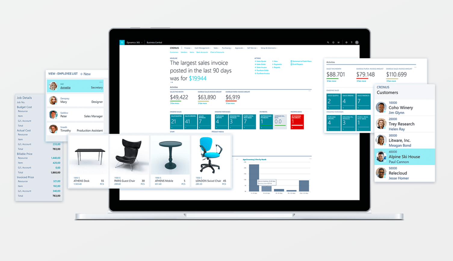 Navision is now Microsoft Business Central