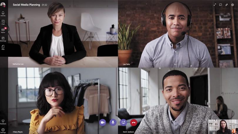 Microsoft Team - Video Conference