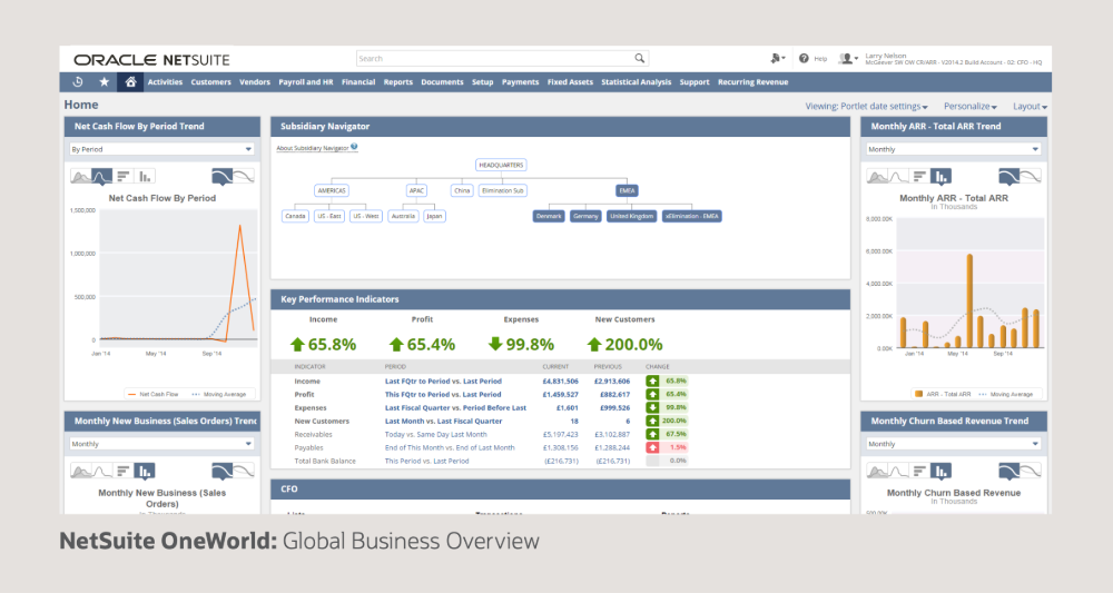 Oracle NS - Global Business Overview-1000