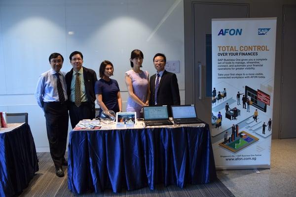 AFON Event Highlights: Introducing SAP at the Singapore