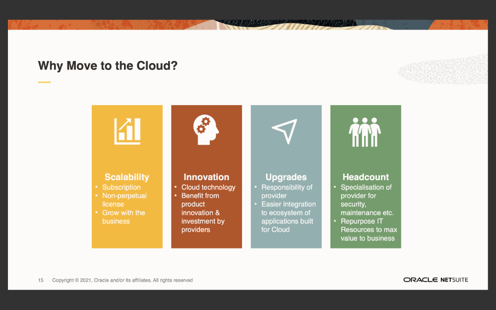 Why move to the cloud-1000