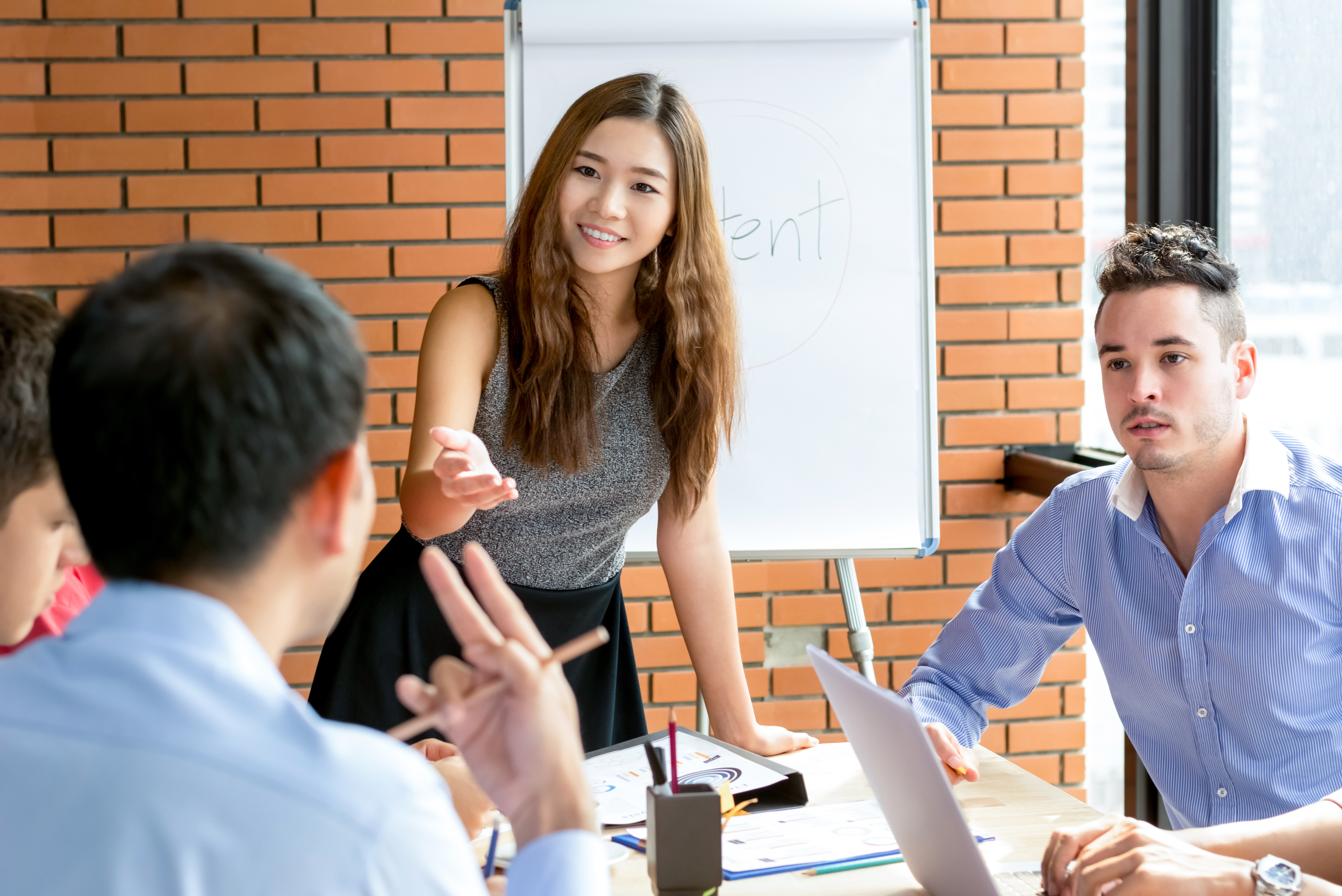 Communicate effectively with your team