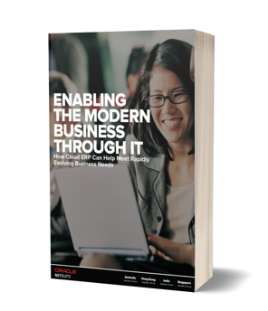 Enabling the Modern Business Through IT Ebook 2