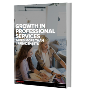 NS - Growth In Professional Services Takes More Than Spreadsheets Ebook