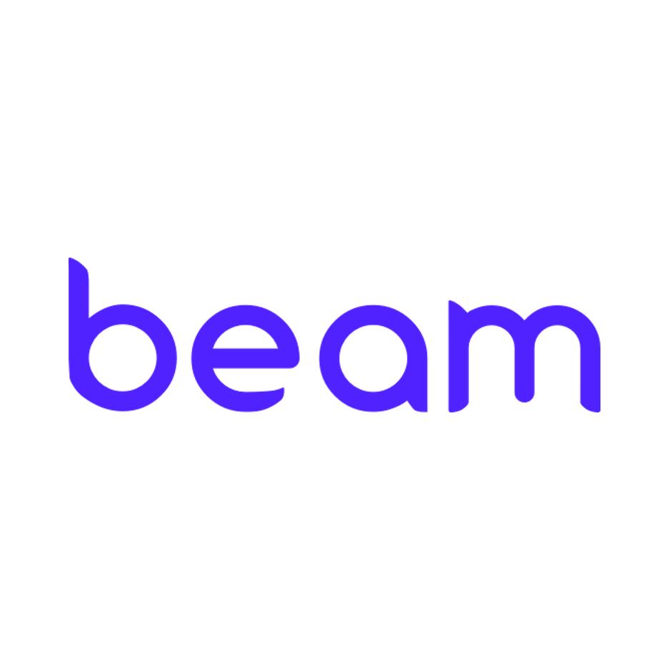 beam mobility square logo