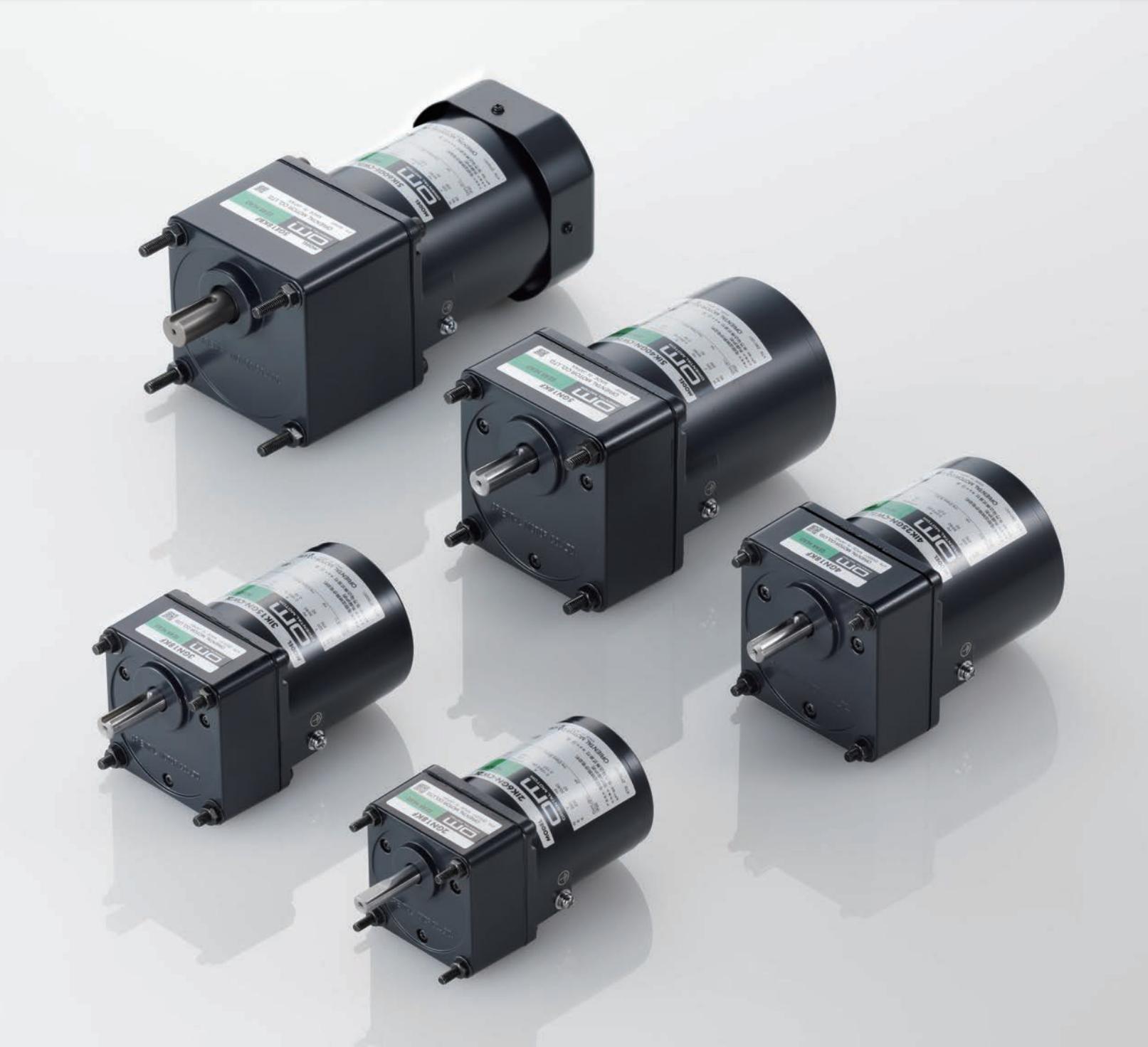 oriental motor - ac motors