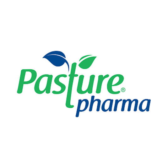 pasture pharma square logo