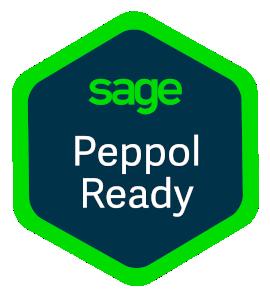 Sage Peppol Logo