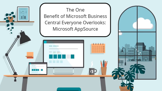 What is Microsoft AppSource?