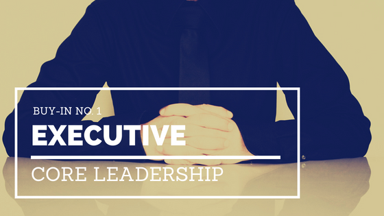 3 Levels Buy-In For ERP Implementation - Executive Leadership