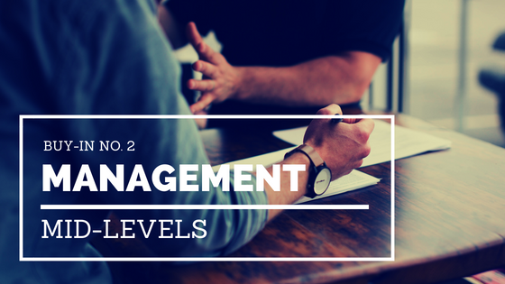 3 Levels Buy-In for ERP Implementation - Management