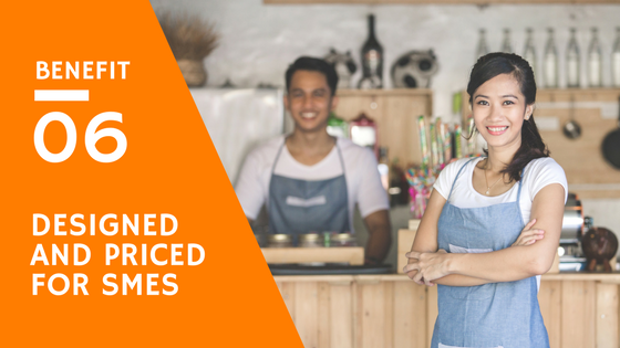 Affordable ERP for F&B businesses