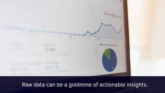Data analytics for smarter inventory management.