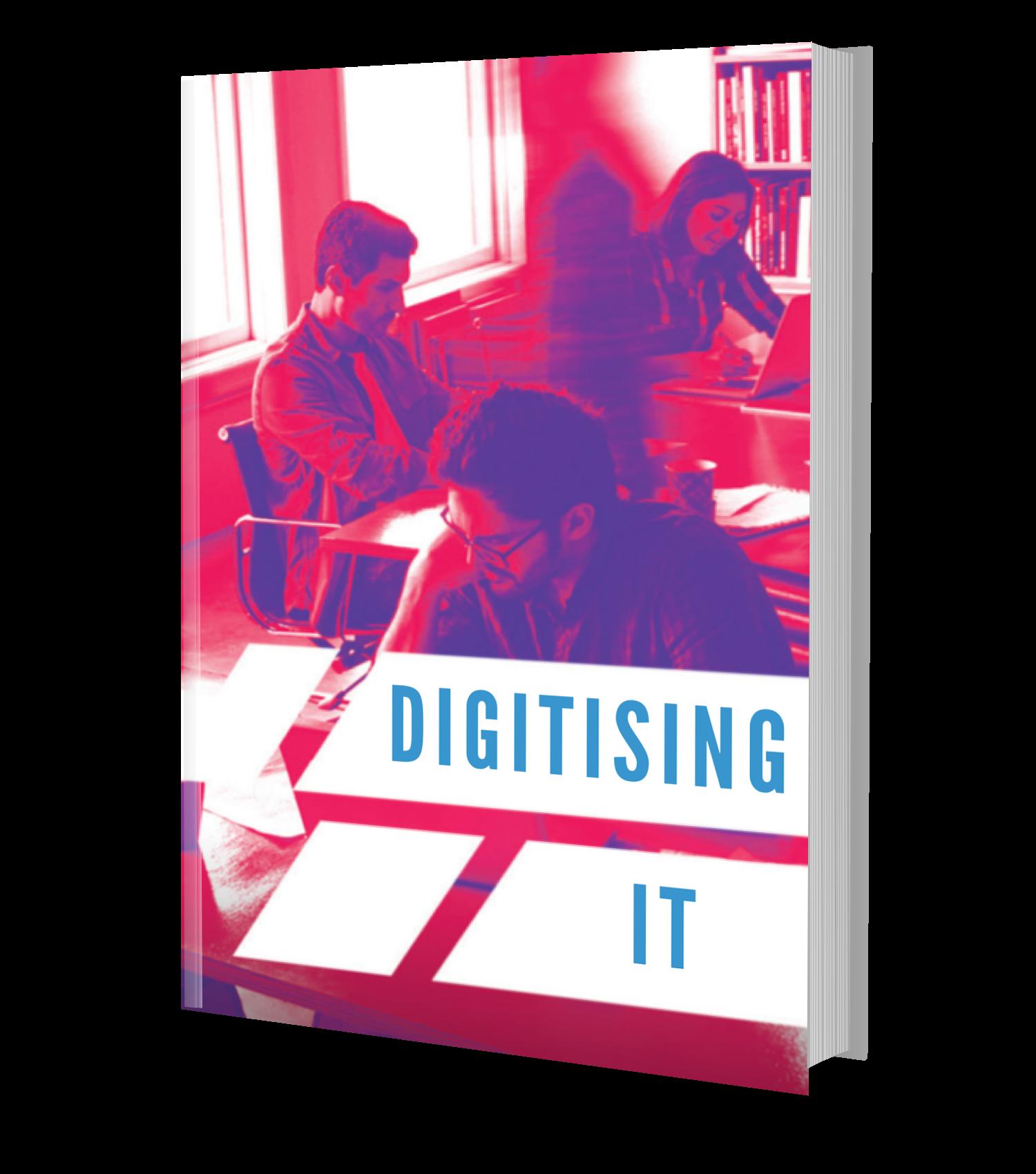 Digitising IT ebook