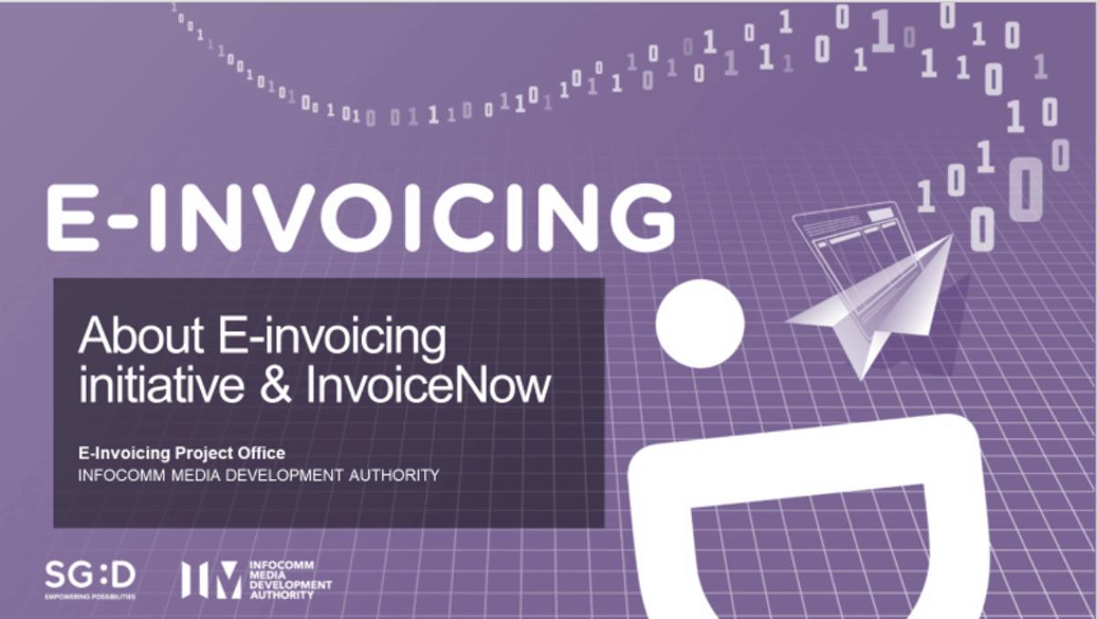 E-Invoicing & InvoiceNow (1)