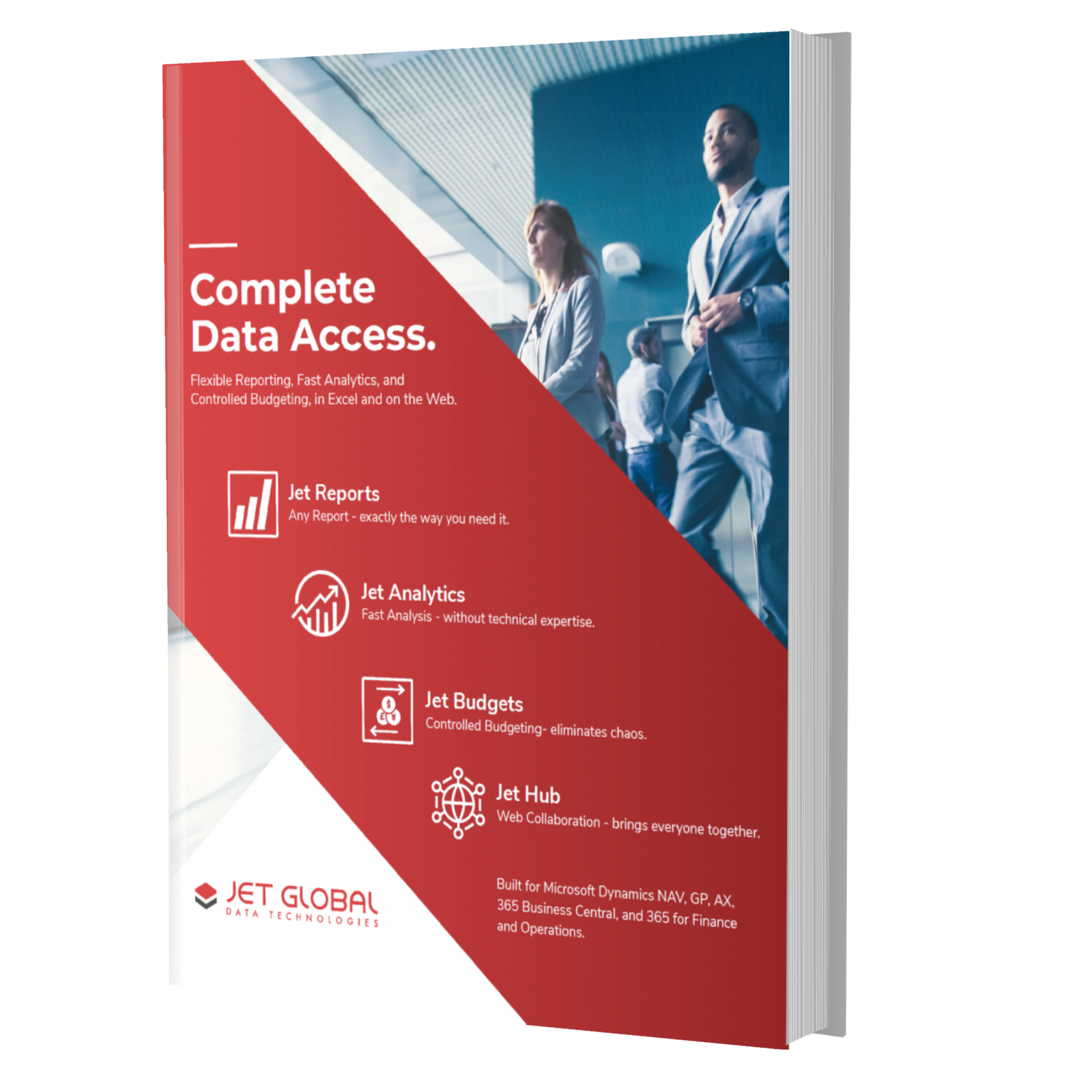 Jet-Global-Complete-Data-Access-2018 ebook