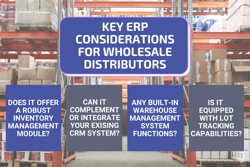 Key Features Wholesale Distributors Need In An ERP Software