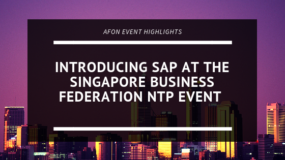 SAP Business One on the Networked Trade Platform