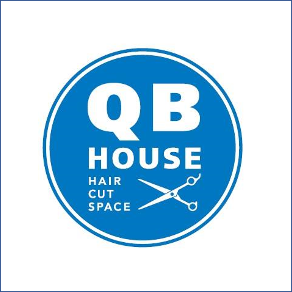 QB house square logo 3