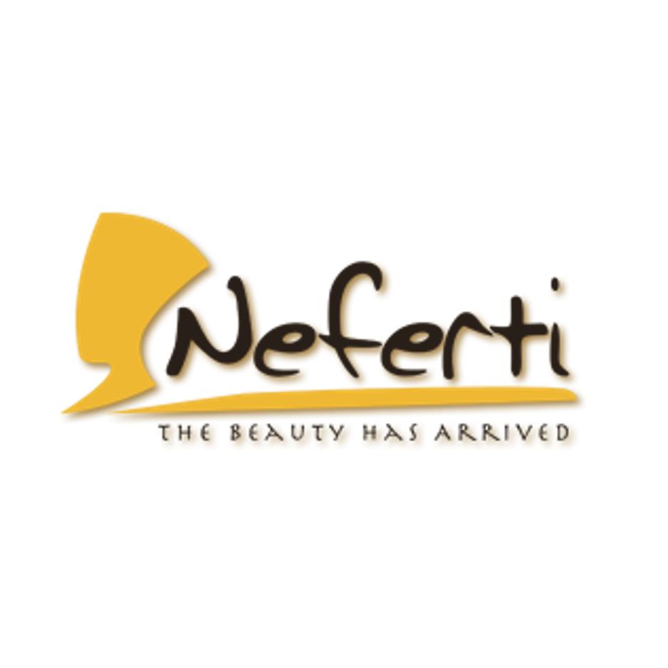 neferti white logo