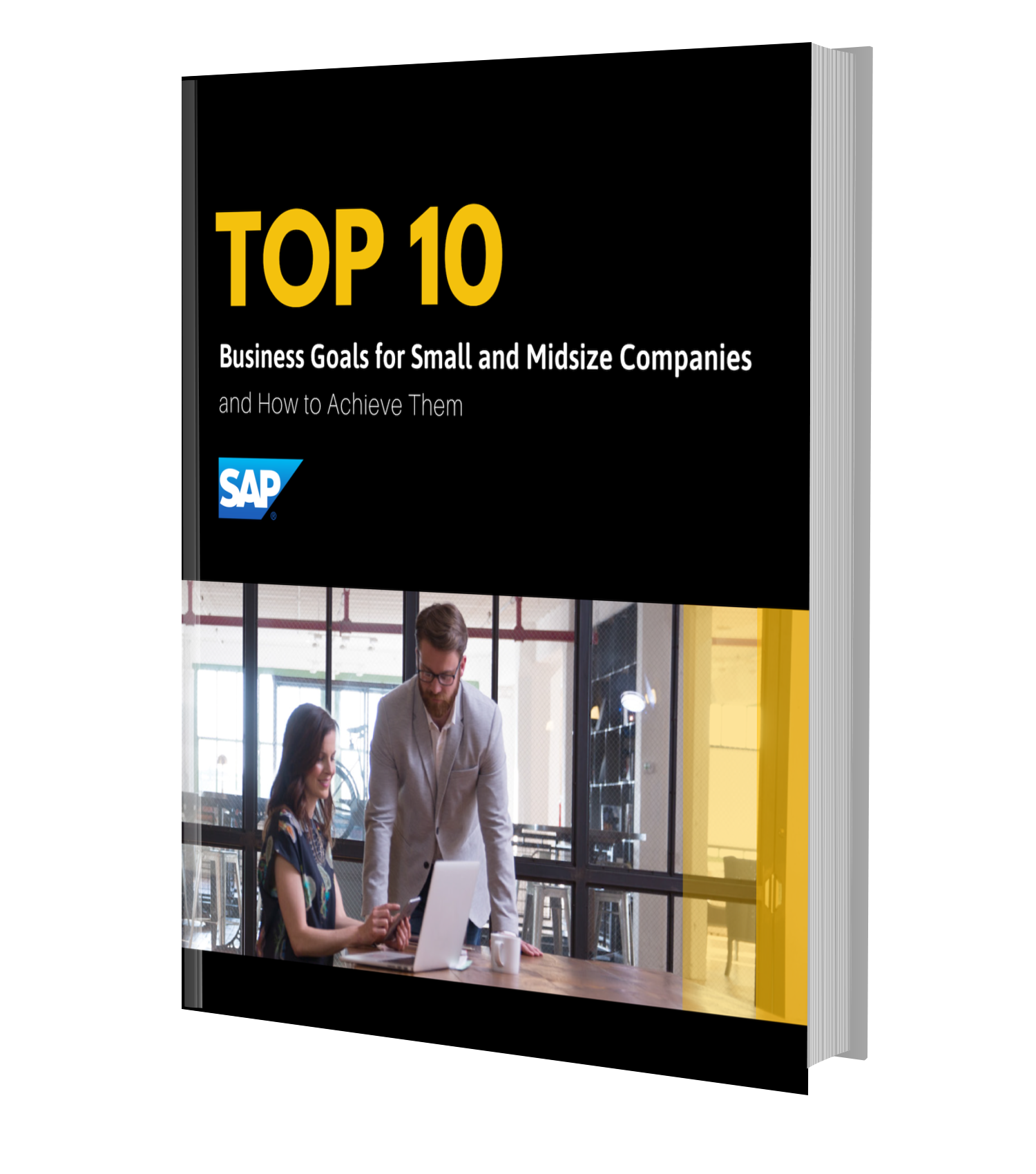 SAP - Top 10 Business Goals for SMEs ebook