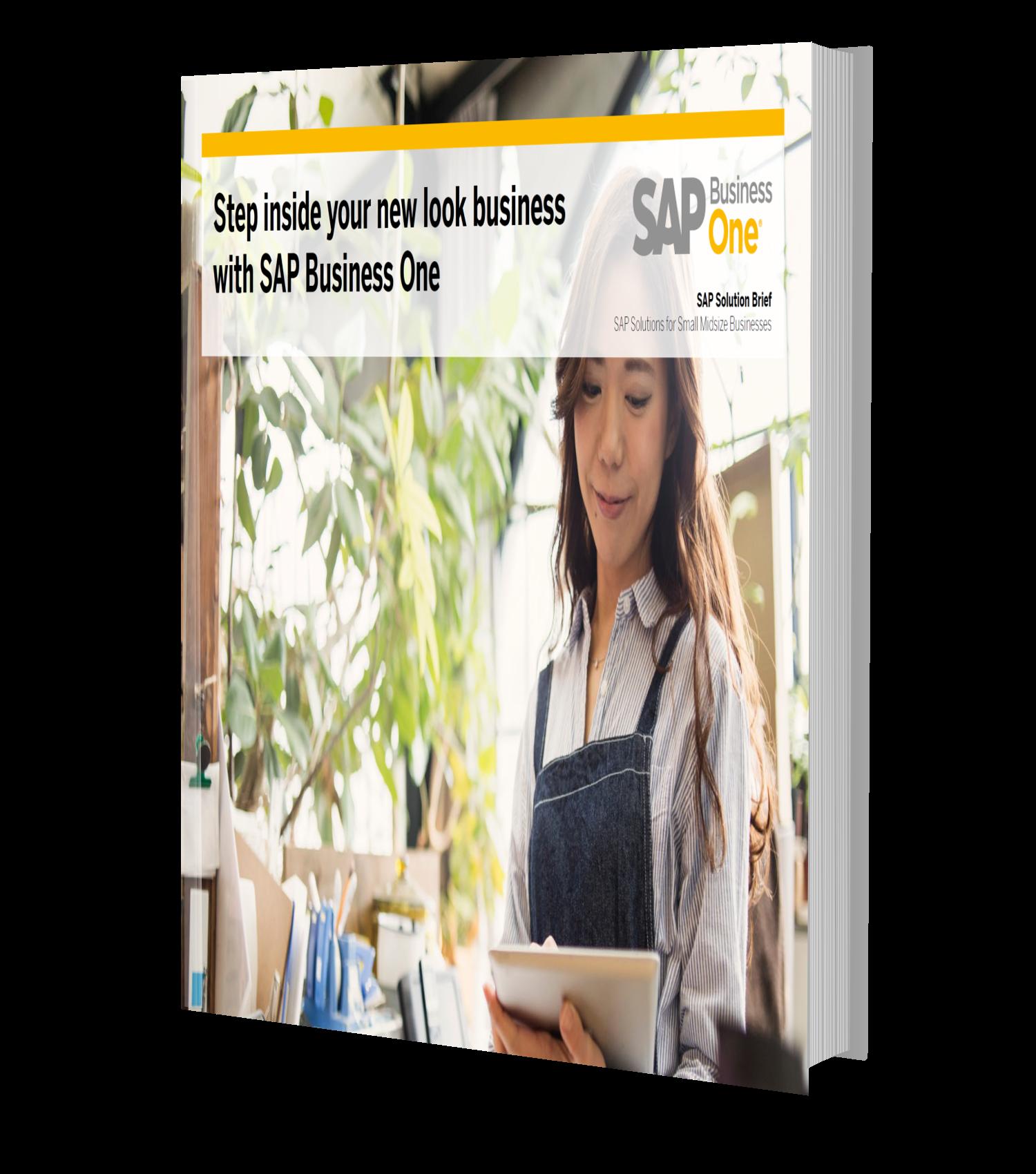 SAP General Solution Brief ebook