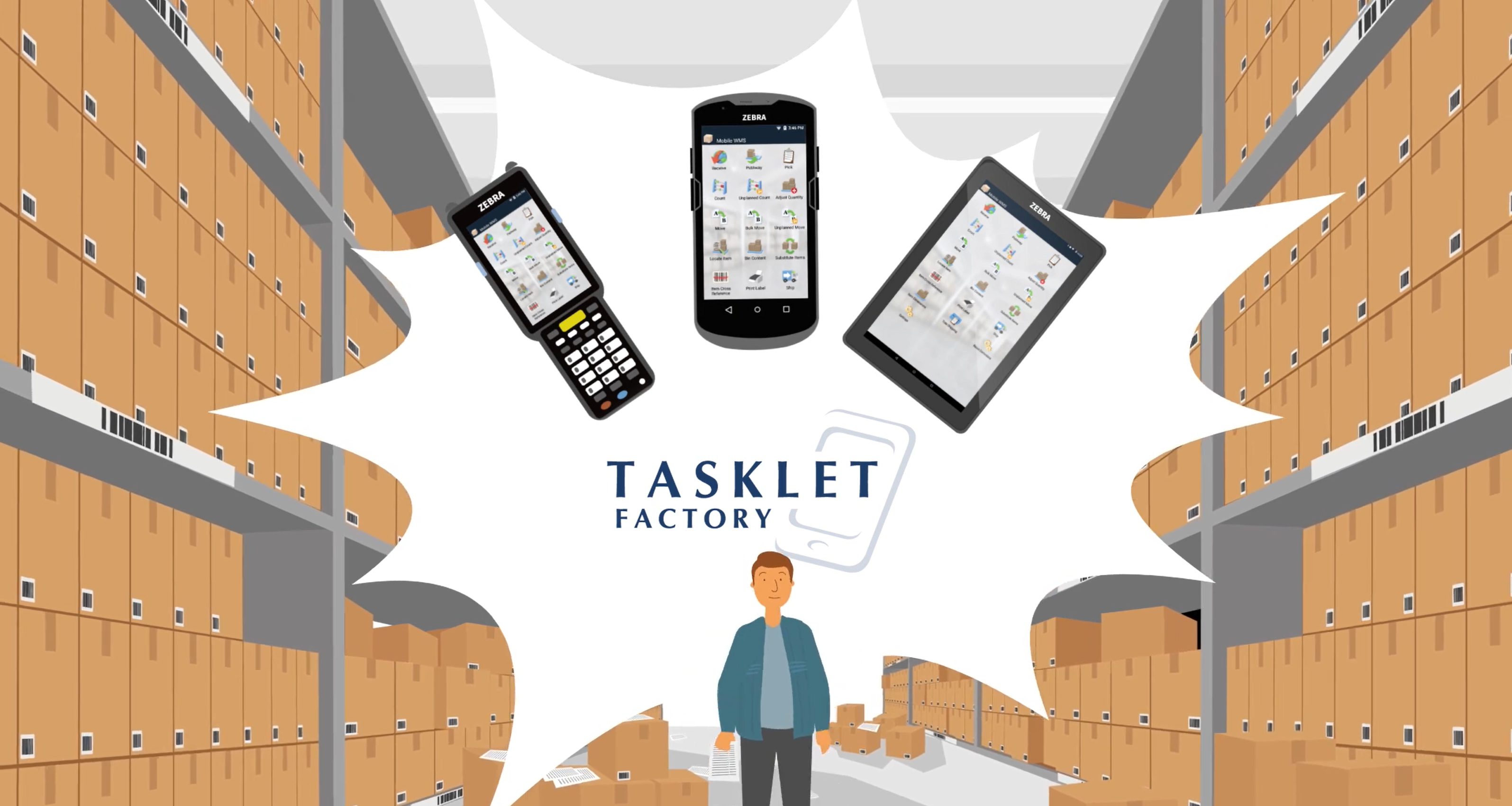 Tasklet Factory Preview