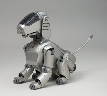 sony robot dog