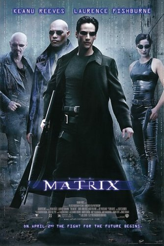 artificial intelligence the matrix