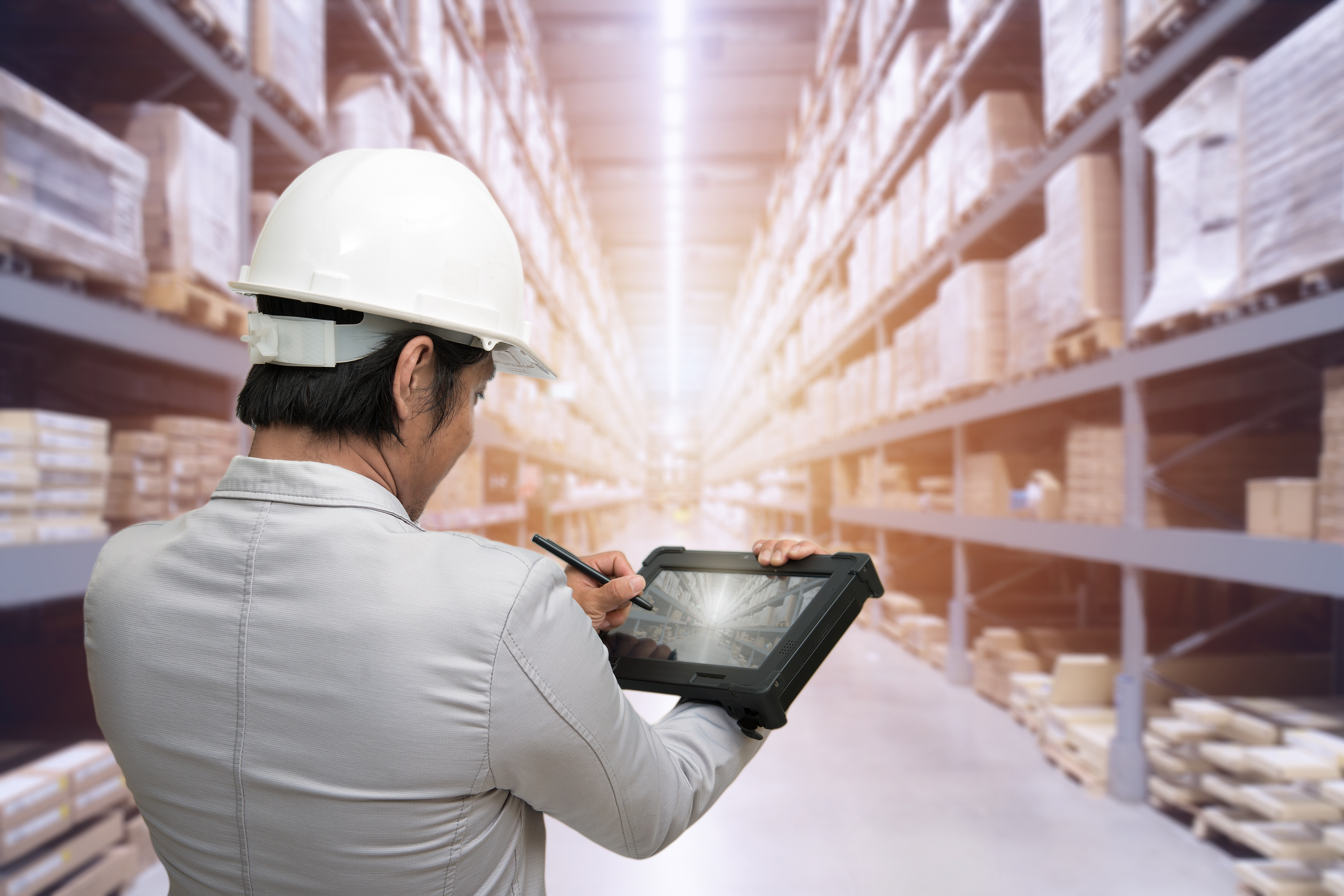 Effective inventory management techniques include end-to-end item tracking for improved QA.
