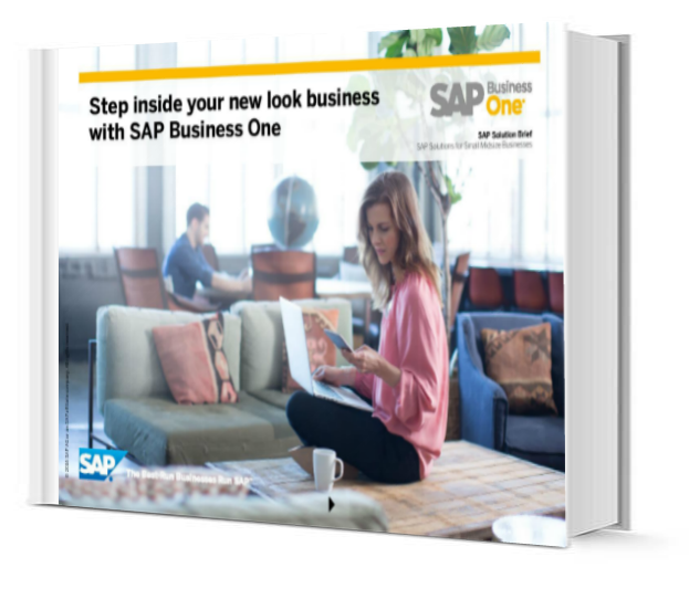 Download your free SAP Business One solution brief