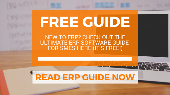 New to ERP? Get the Ultimate ERP System Guide for SMEs here.